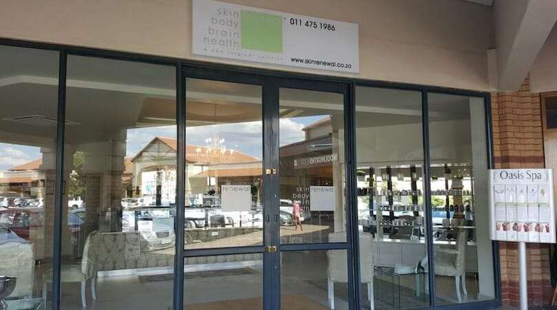 Body renewal west rand entrance at town square