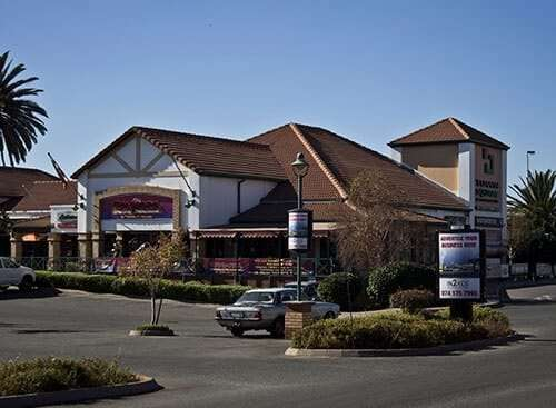Town square shopping centre body renewal west rand