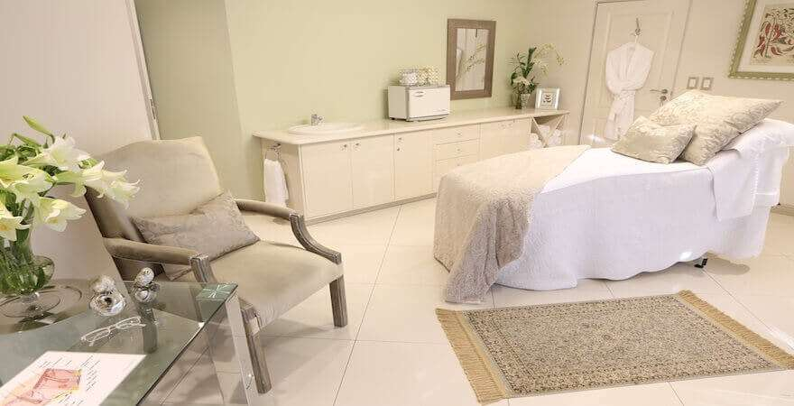 Body renewal brooklyn treatment room