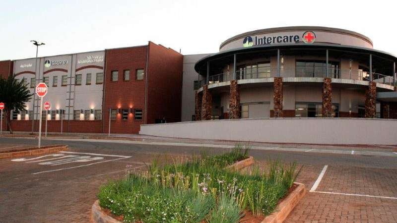 Southdowns shopping centre intercare irene body renewal branch