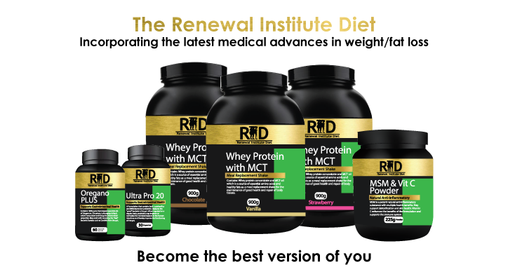 Renewal Institute Medical Weight Loss program