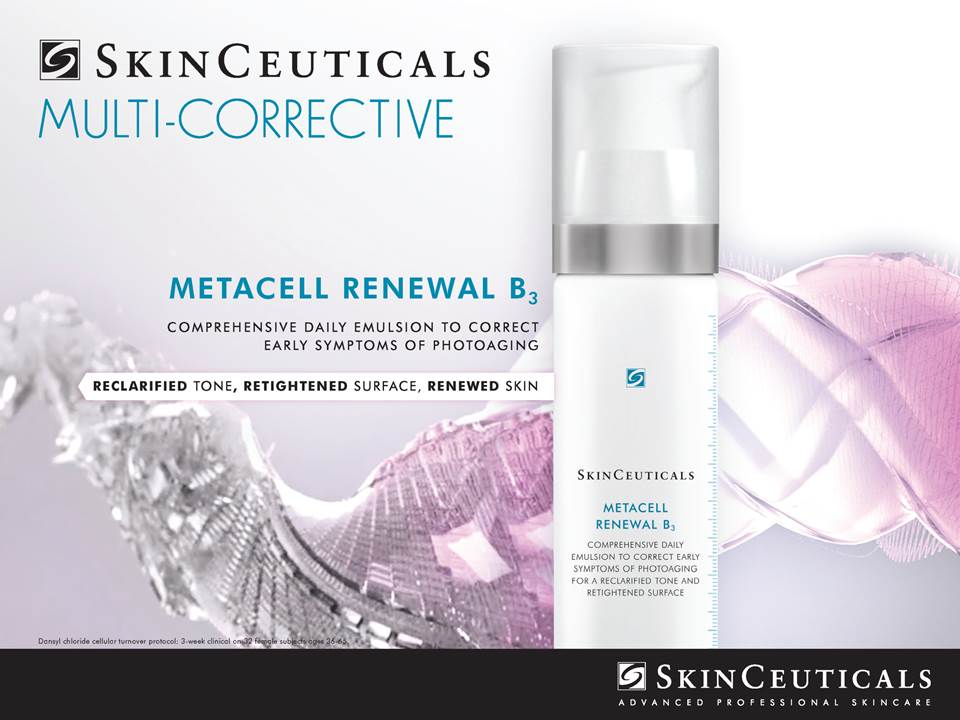 SkinCeuticals Metacell promotion Body Renewal