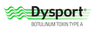 Dysport botulinum toxin injection for wrinkles and fine lines around the face